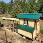 Custom Chicken Coops near me Chehalis Washington