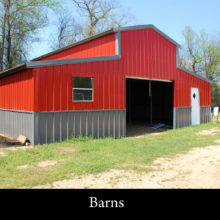 barns from olympic metal buildings