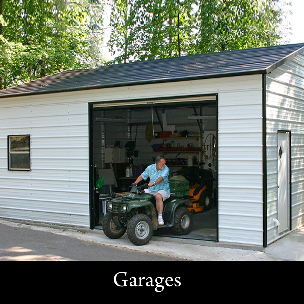 garages from olympic metal buildings
